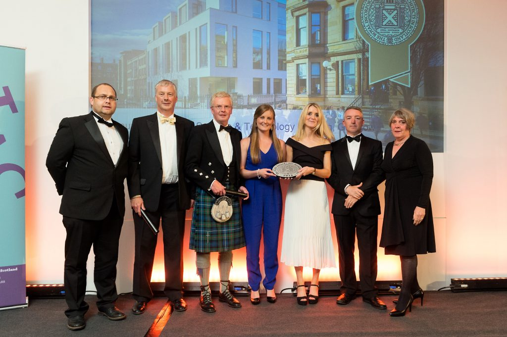 RIAS & RIBA Award success