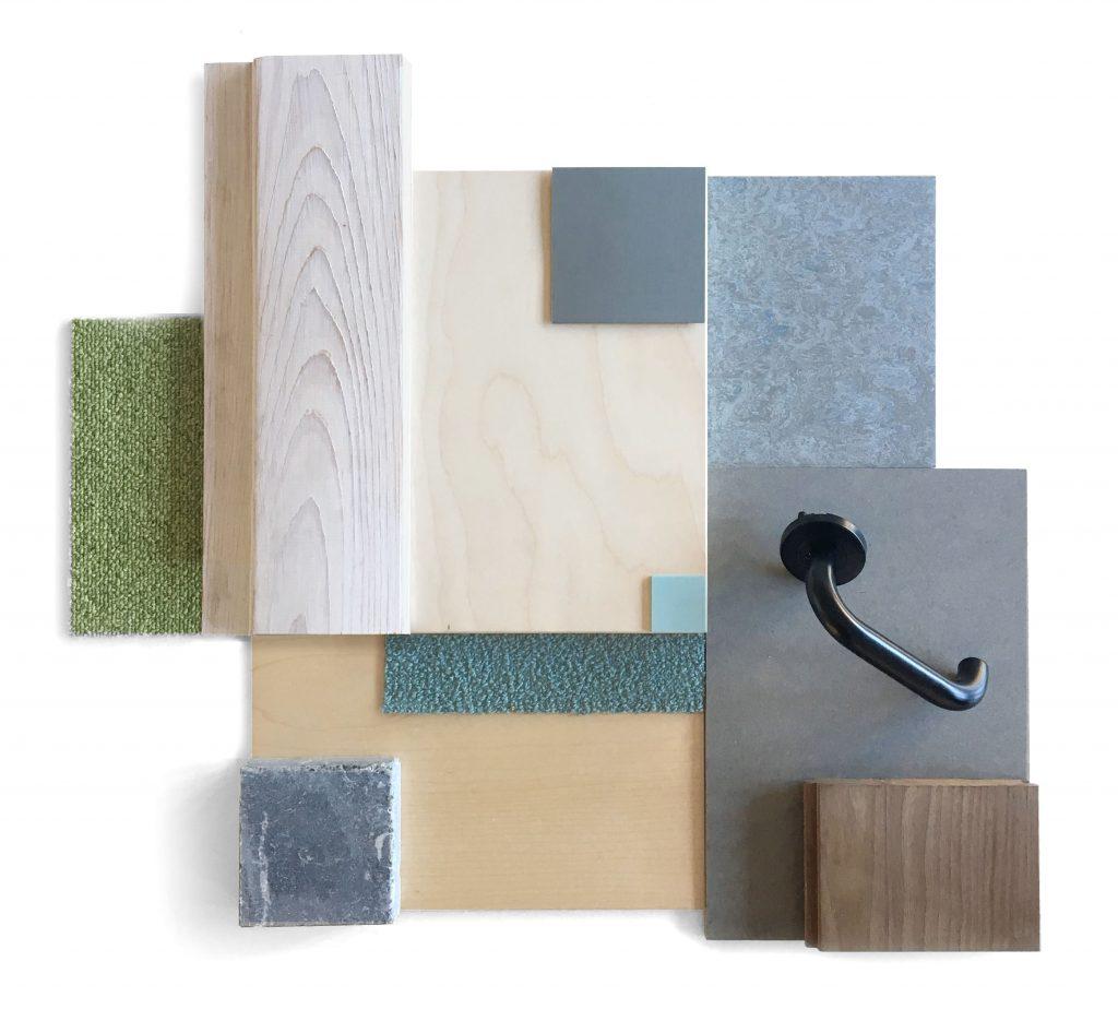 Samples Board