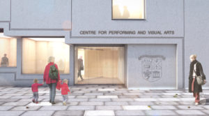 High School of Dundee Centre for Performing and Visual Arts