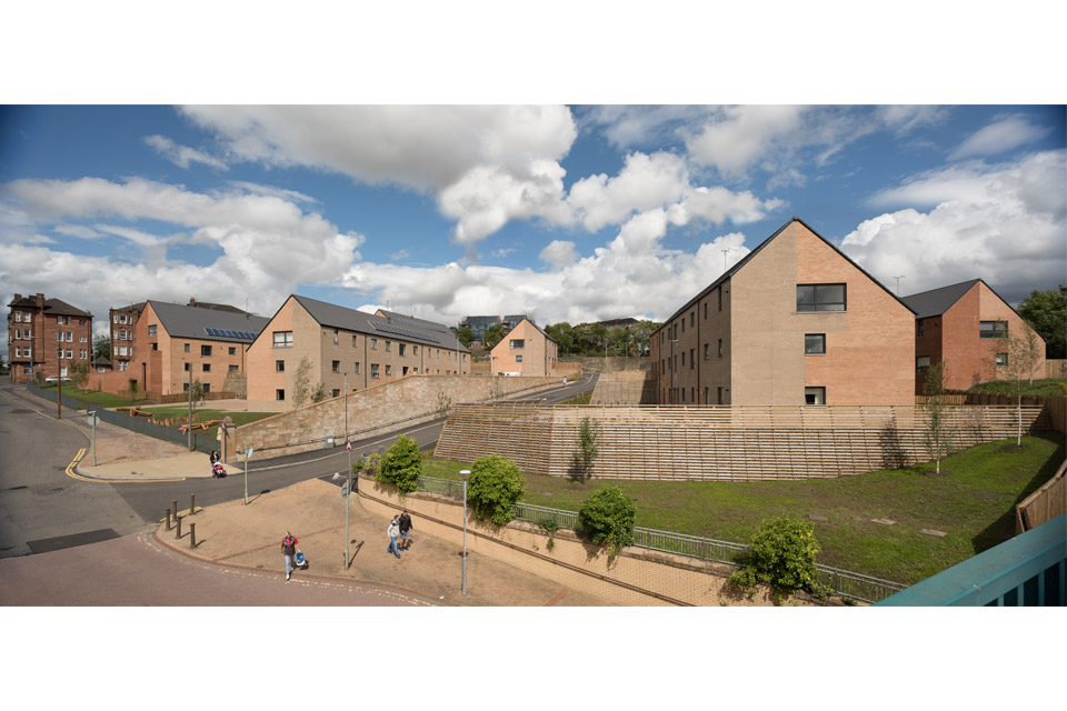 Stirling University INTO Centre
