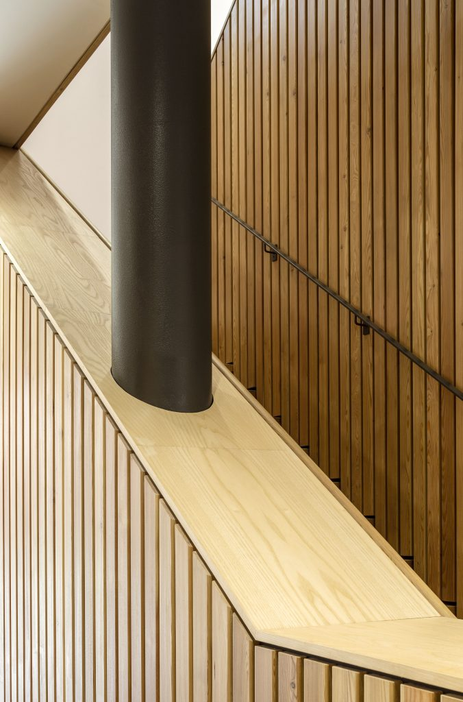 Main Stair Detail