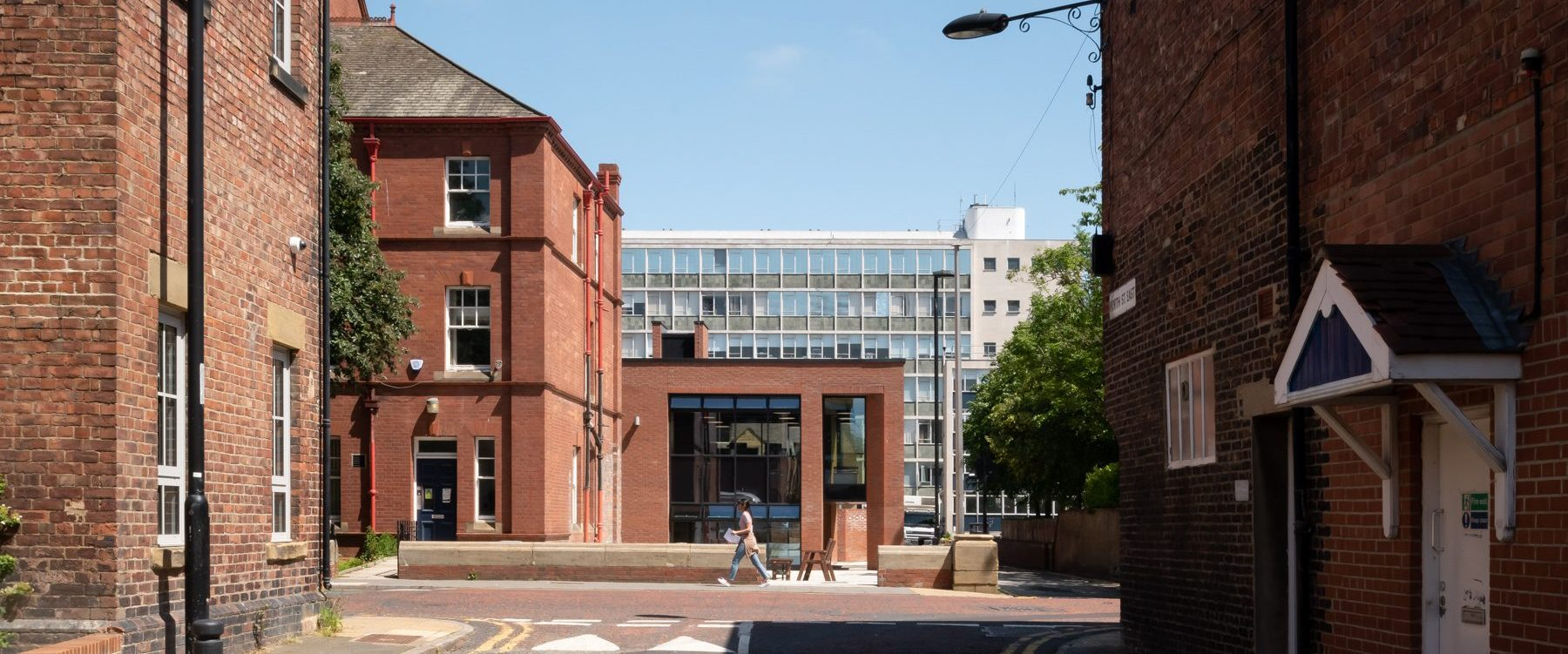 Northumbria University Architecture Building