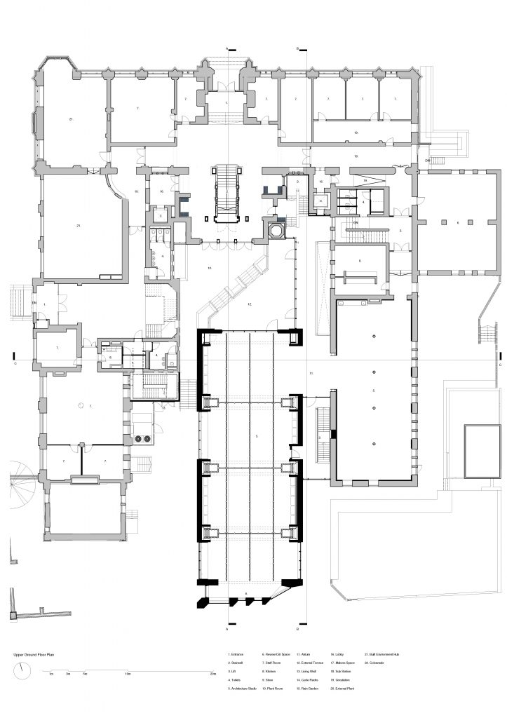 Upper Ground Floor Plan