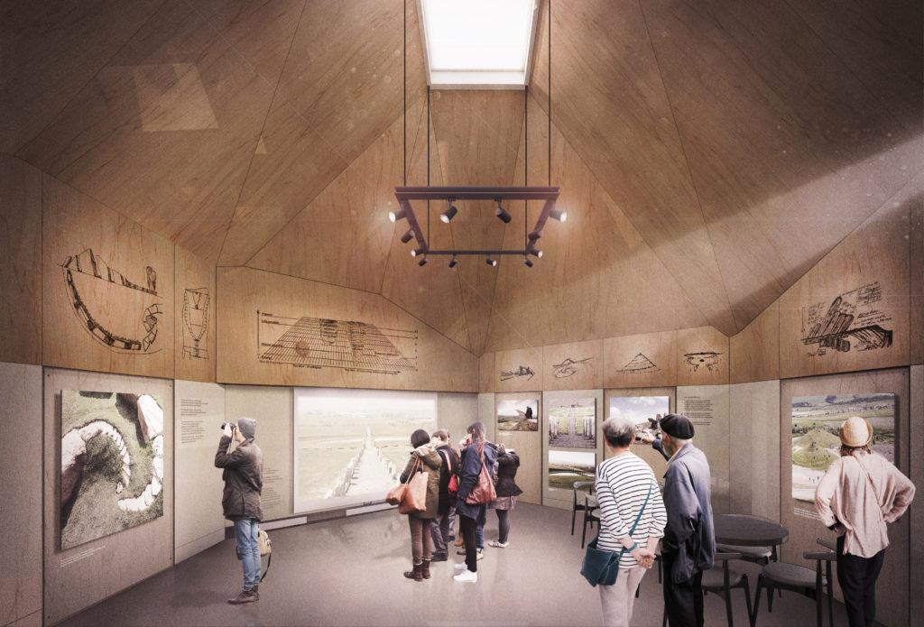 Interior - Exhibition configuration