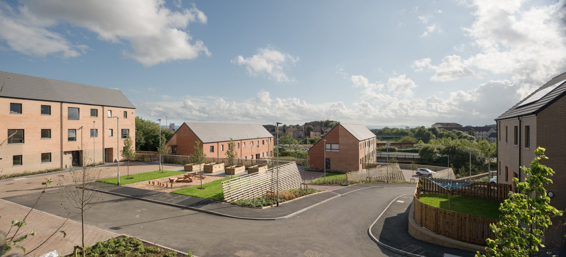 Barclay Street Housing for Lorreto Housing Association