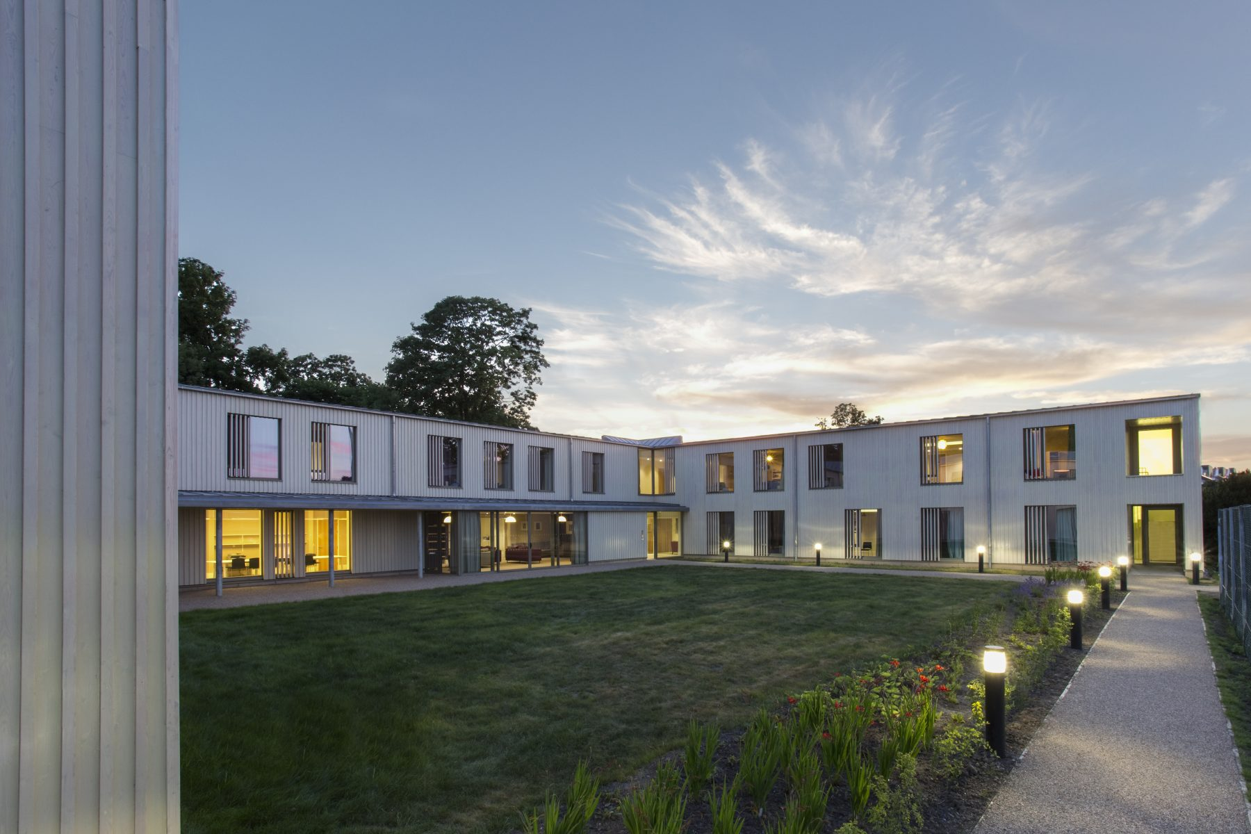 Dalmeny House, Fettes College