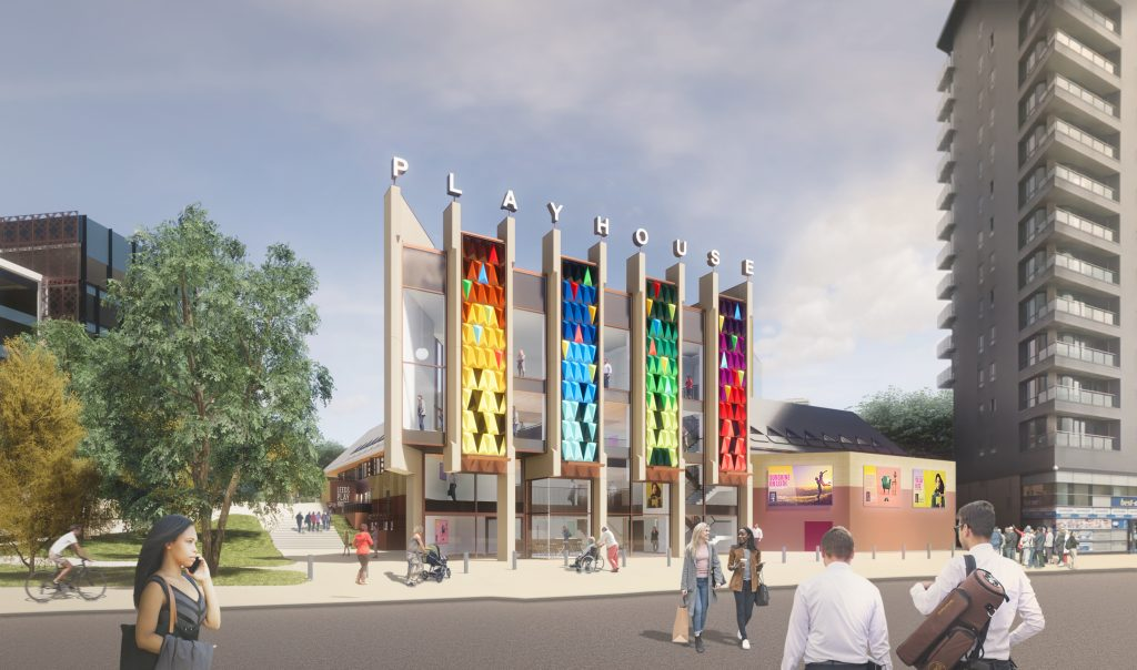 New Project: West Yorkshire Playhouse
