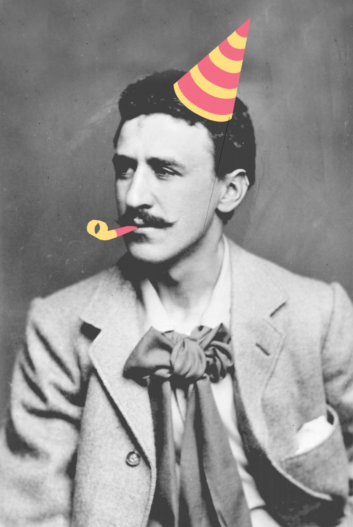 Happy Birthday Mackintosh