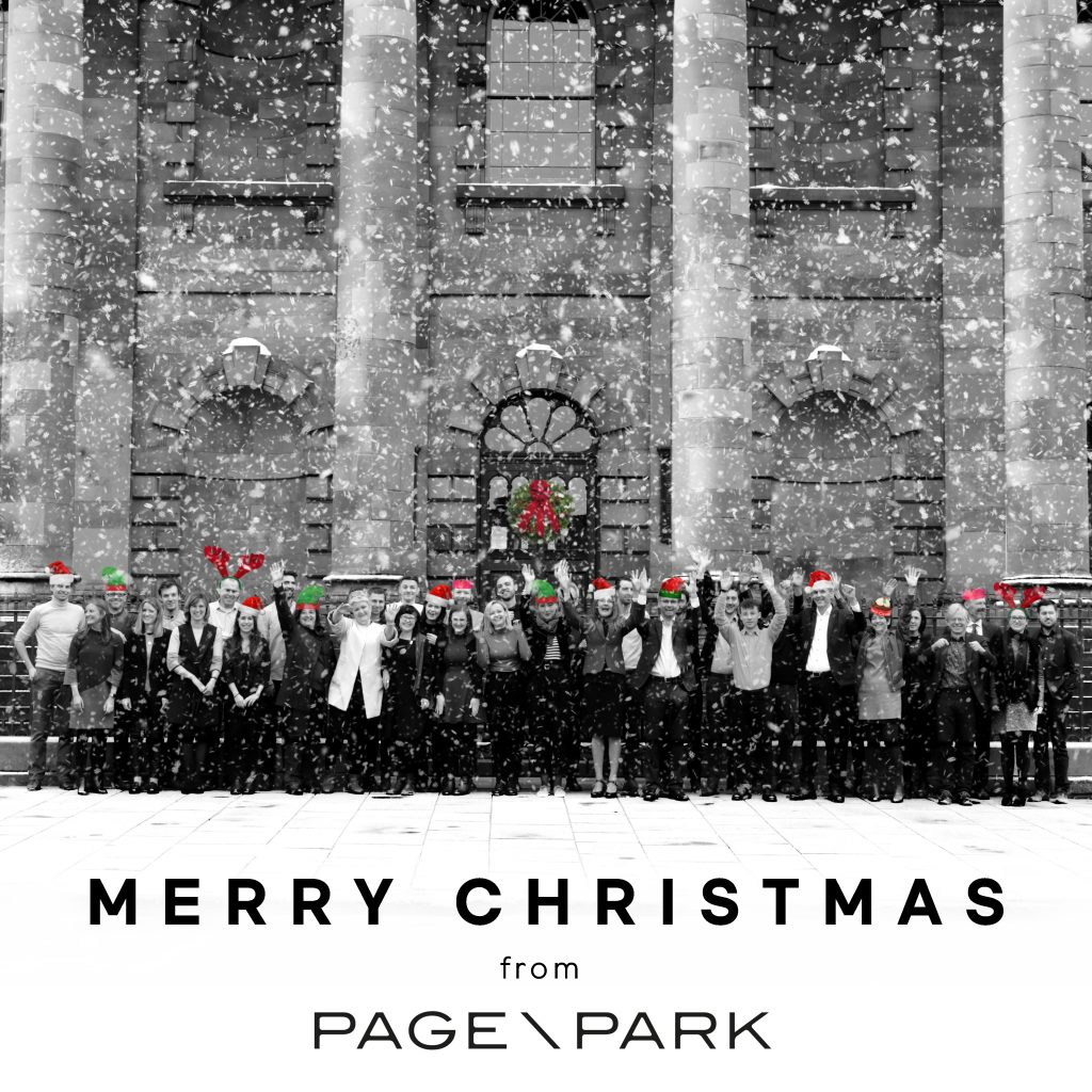 Merry Christmas from Page\Park