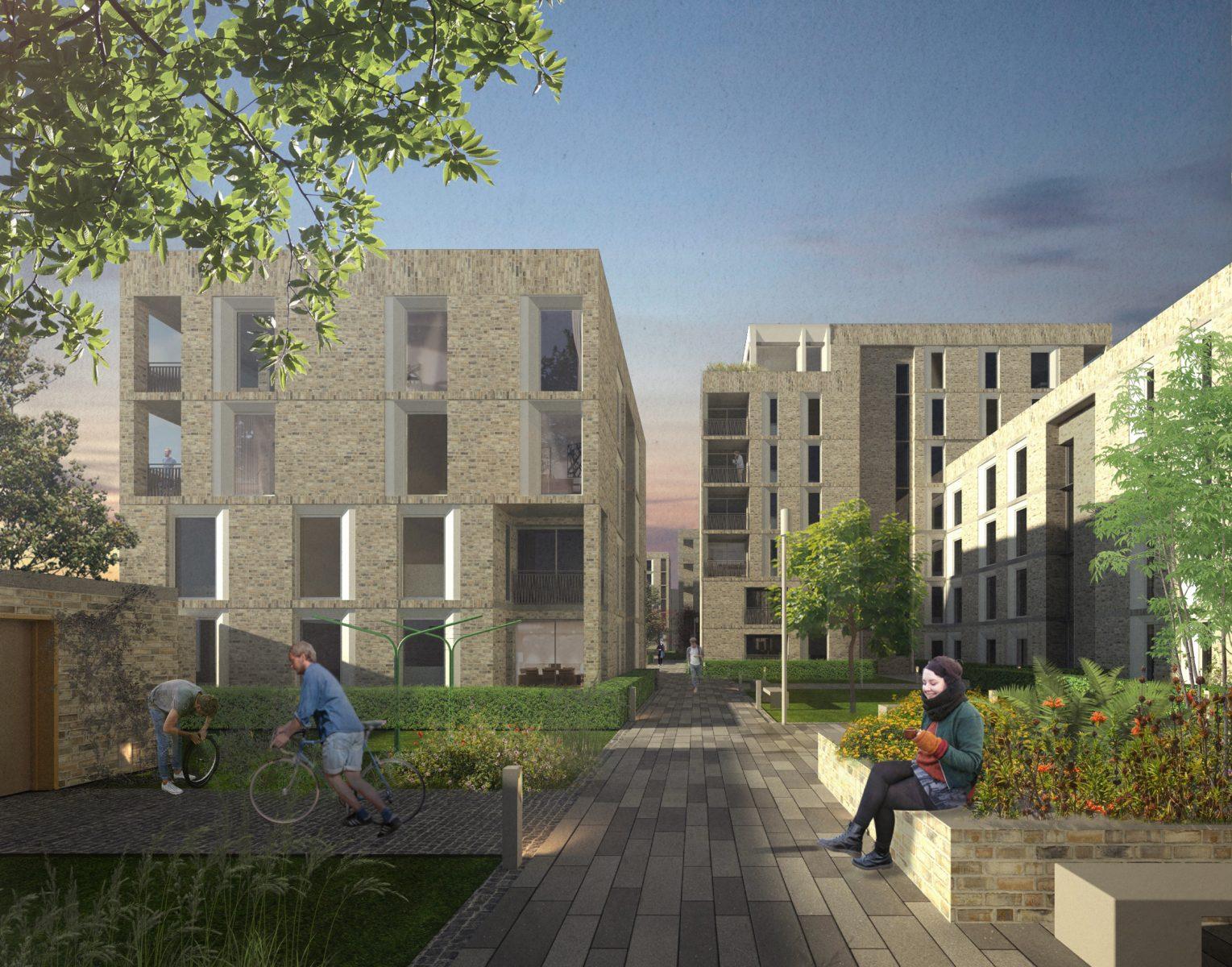 Edinburgh Park Design Competition