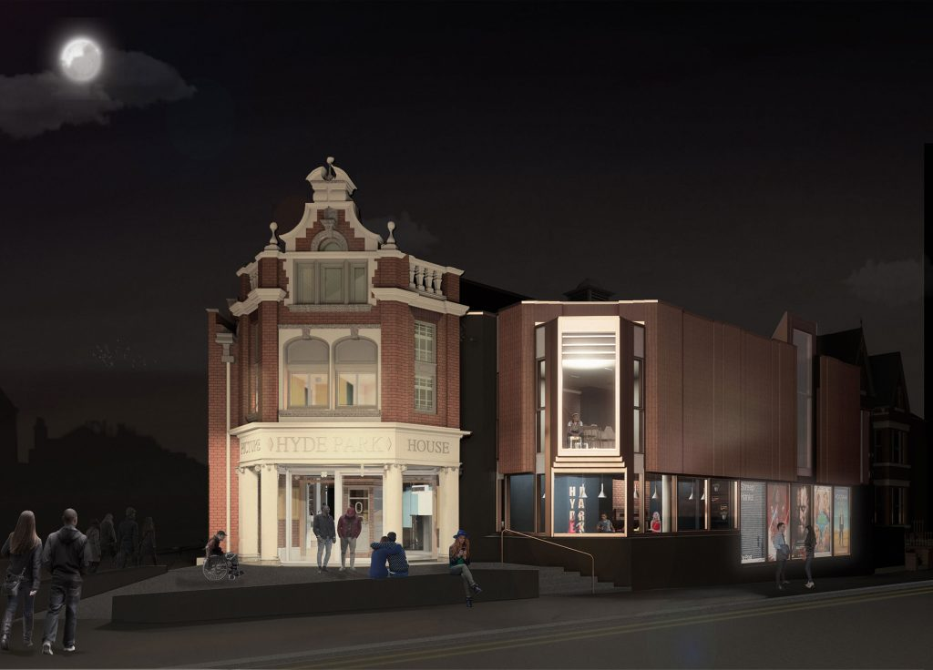 National Lottery Funding awarded to Hyde Park Picture House