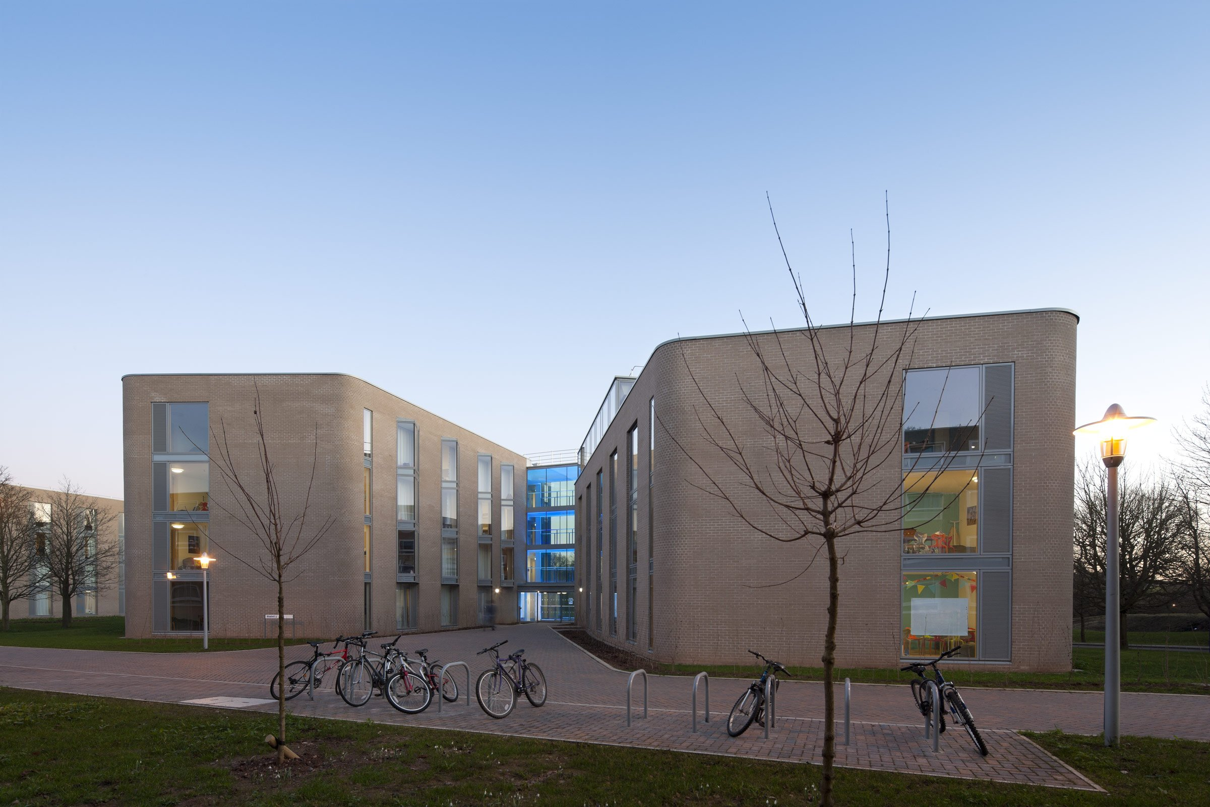 Page Park Projects Bluebell View University Of Warwick