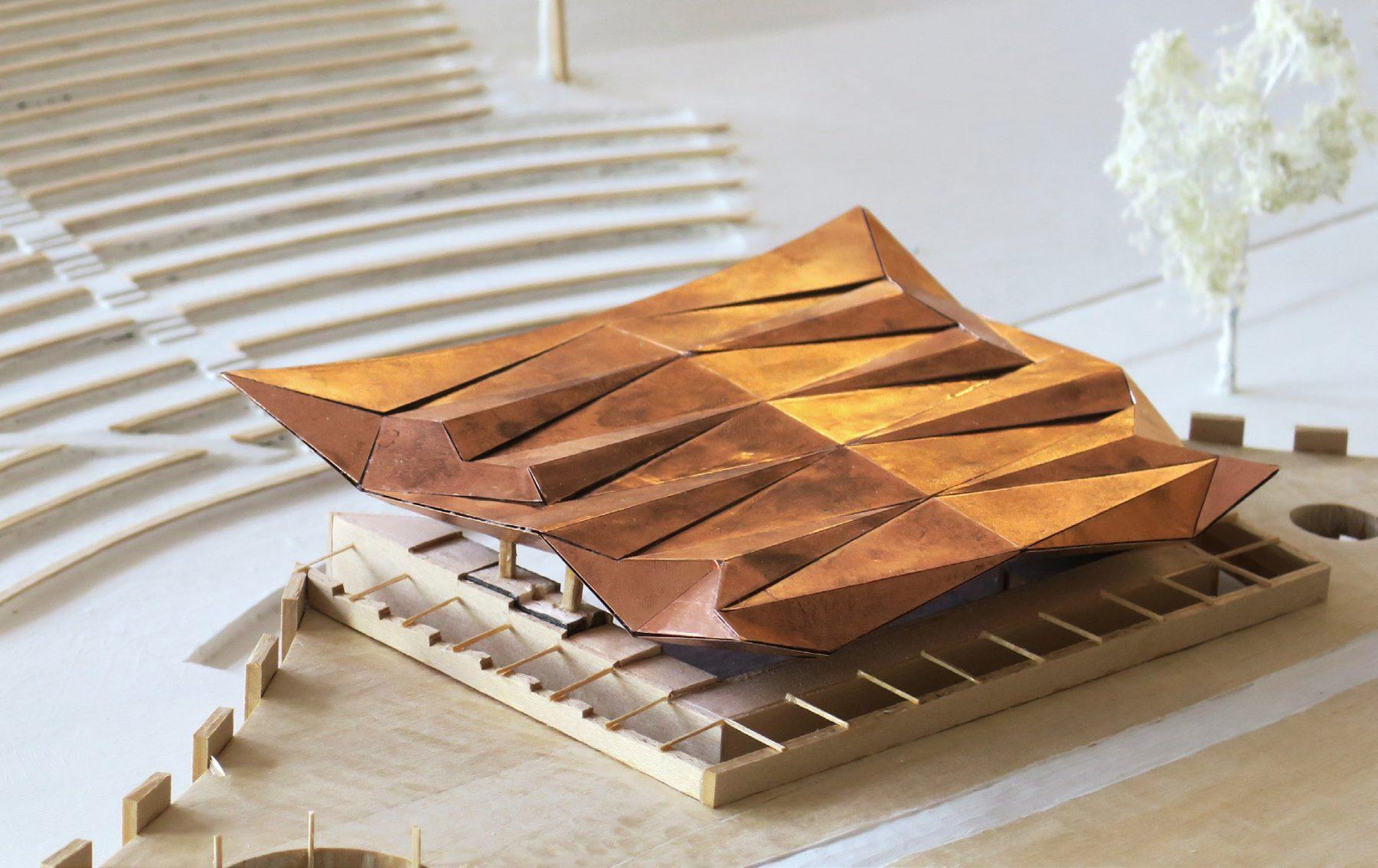 Ross Pavilion International Design Competition