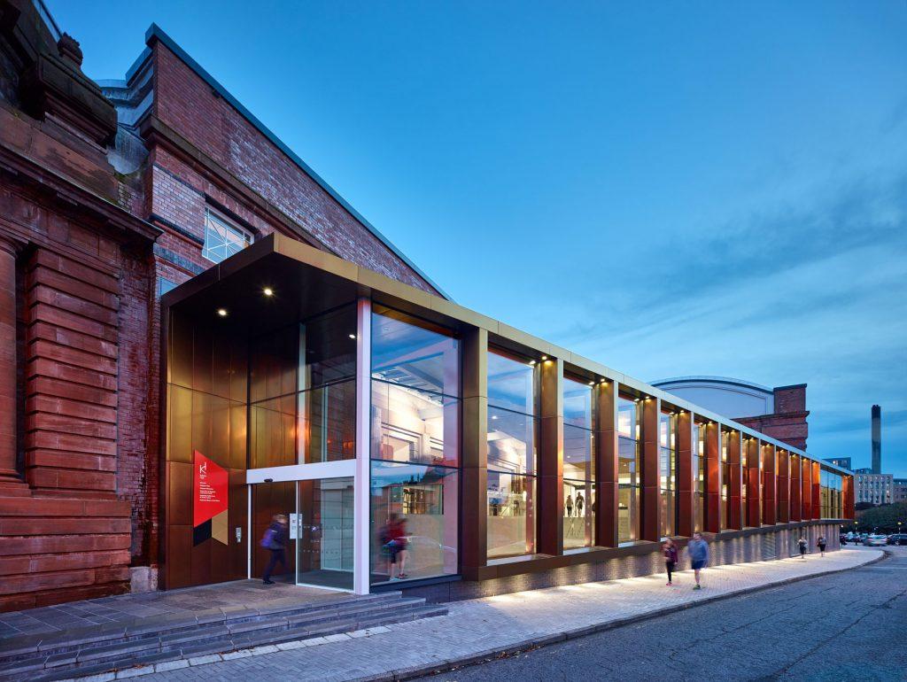 AJ100 Building of the Year Shortlist