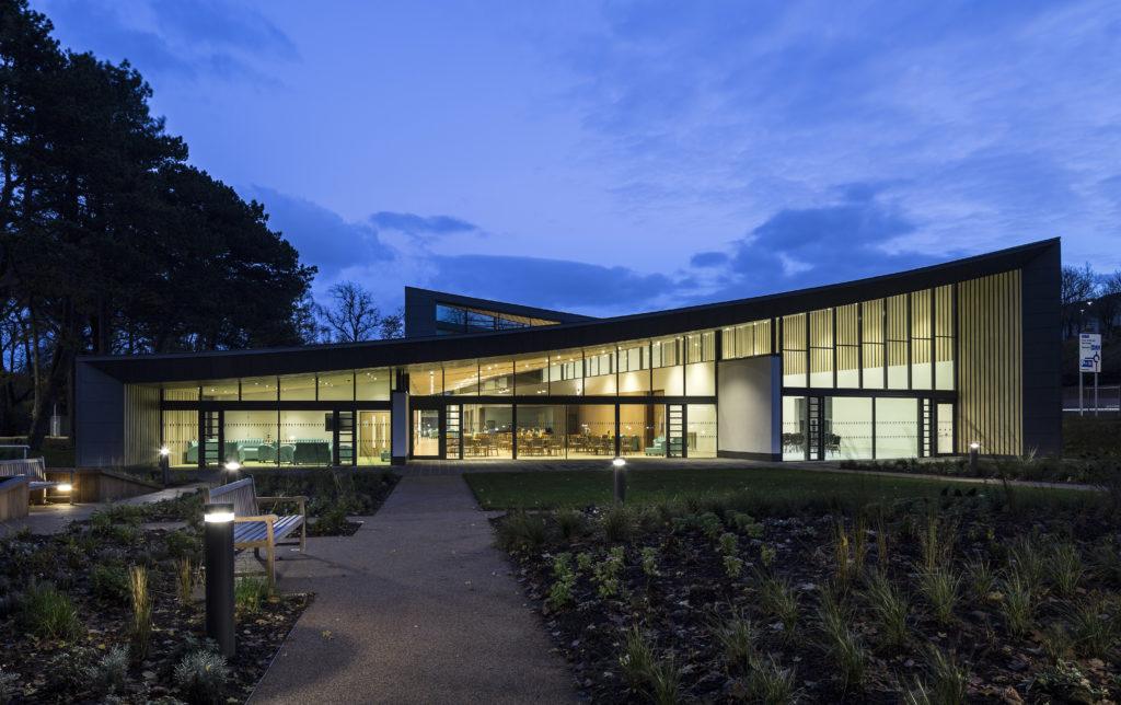 Hawkhead Centre Practical Completion