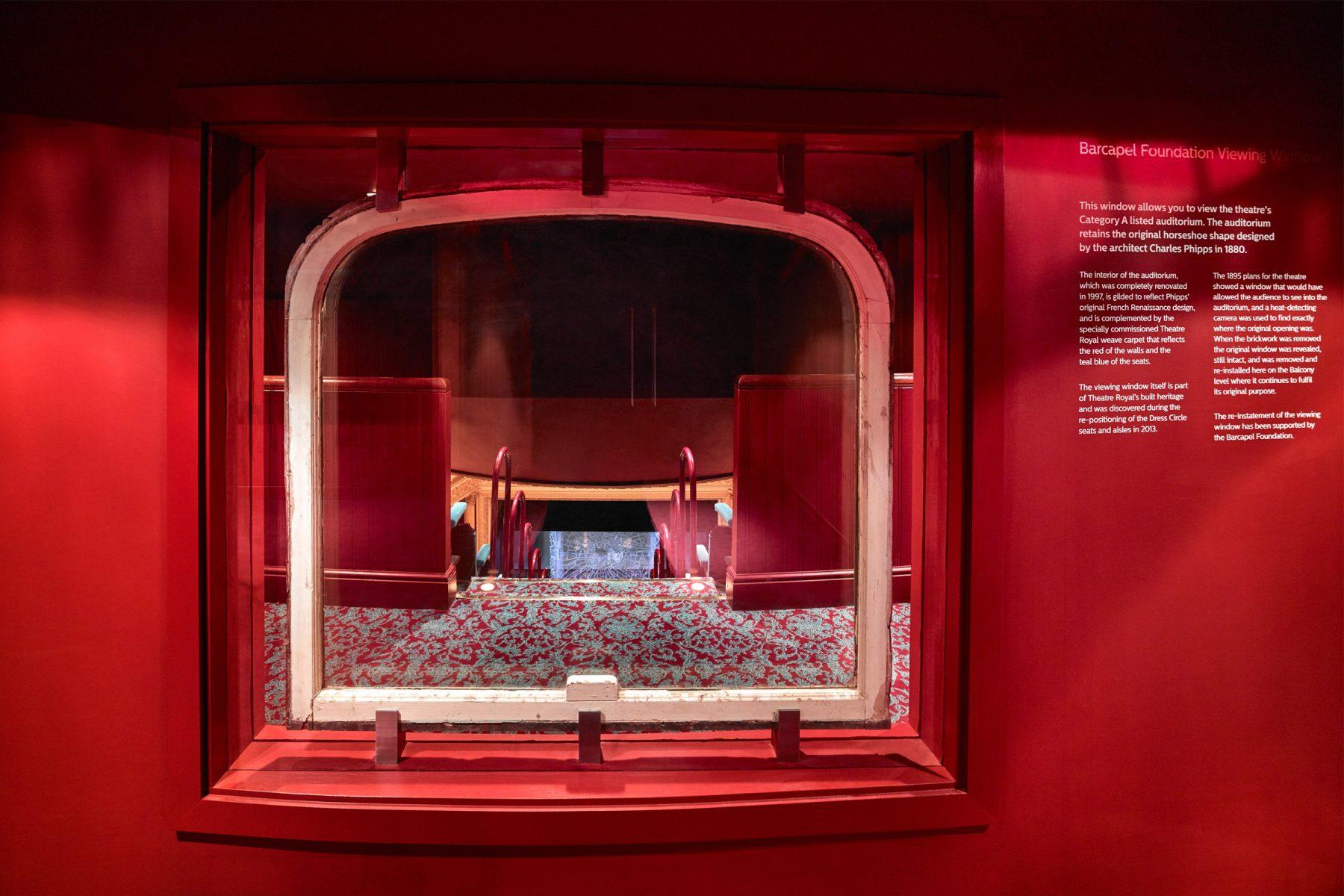 Theatre Window
