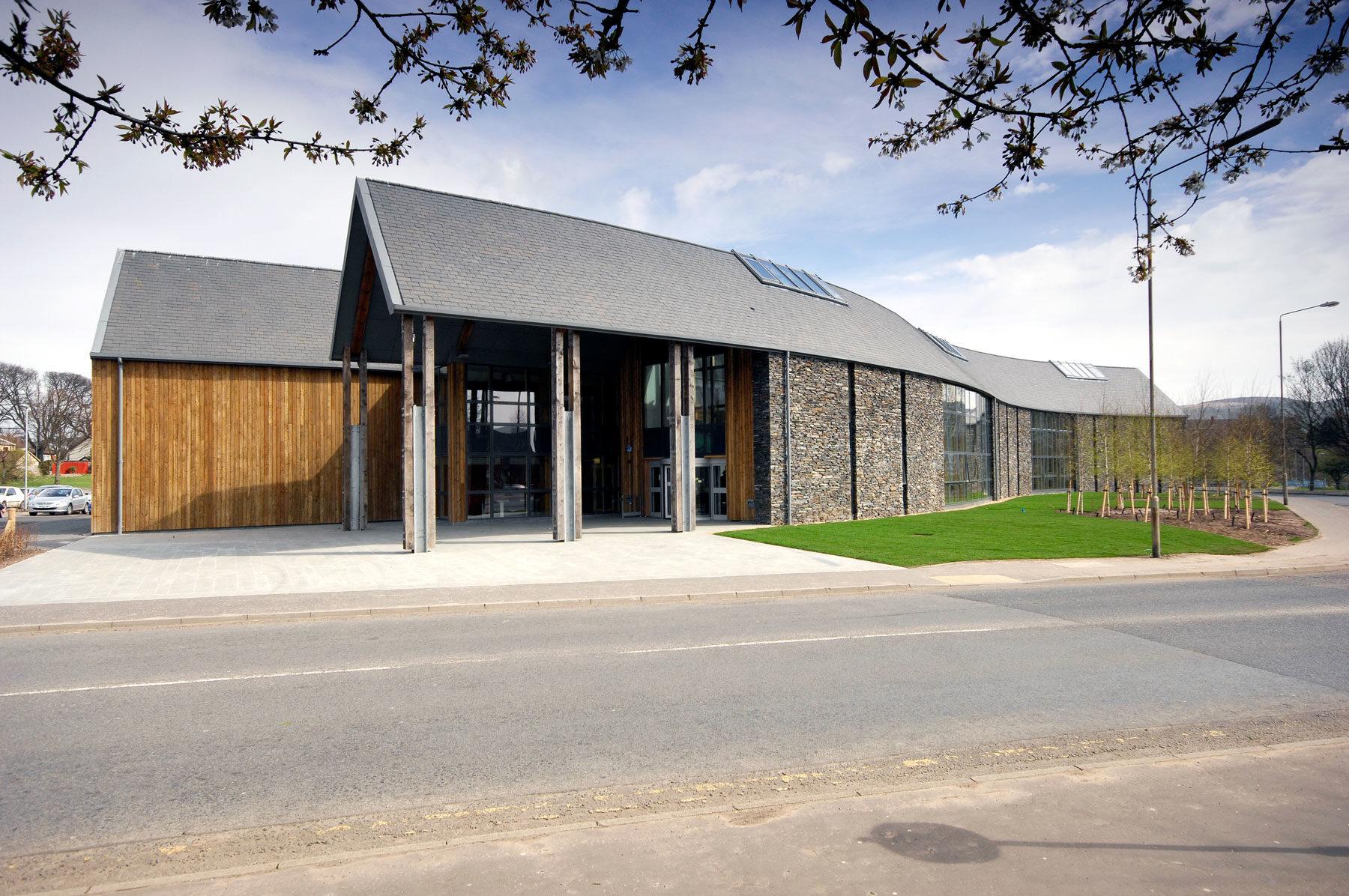 Loch Lomond & Trossachs National Park Headquarters