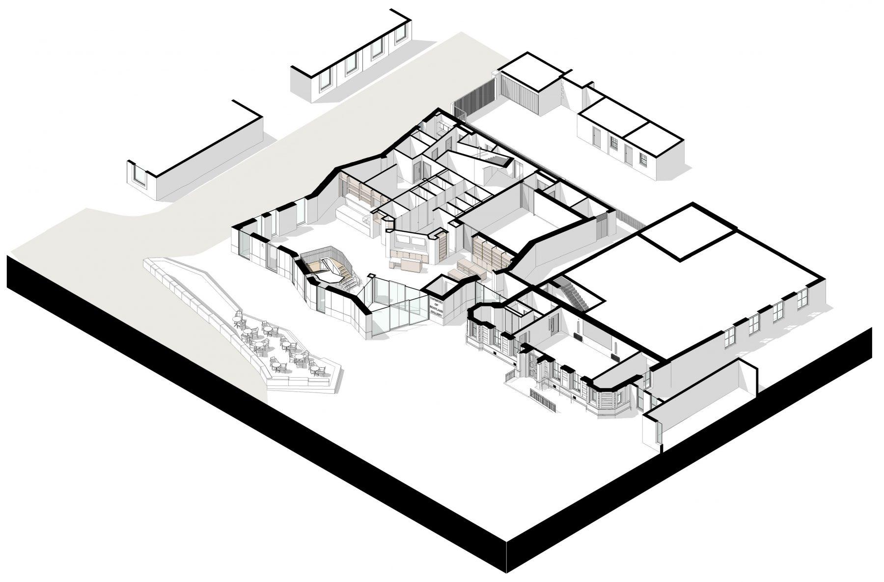 Ground Floor Axo