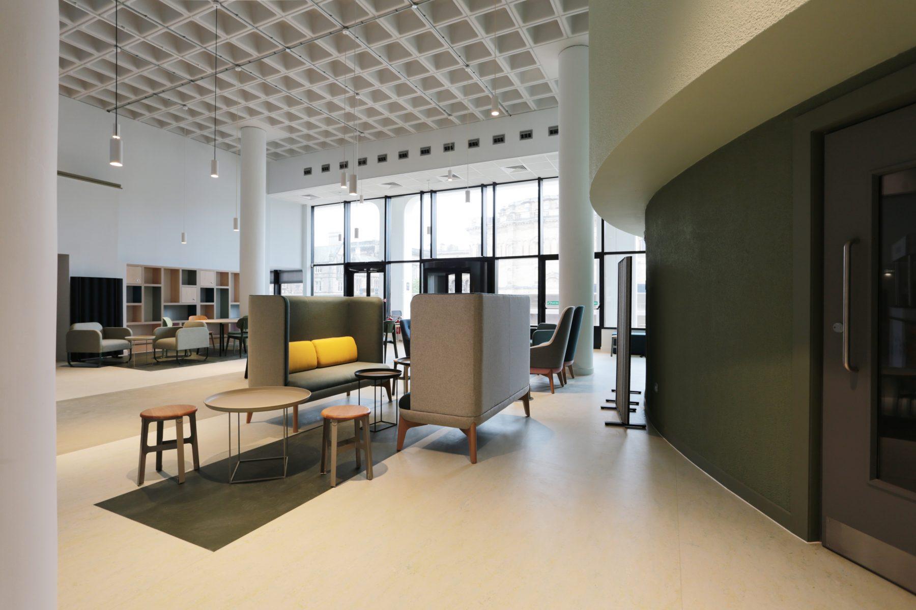 University of Edinburgh Wellbeing Centre
