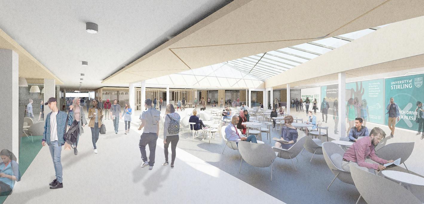 Atrium Pavilion