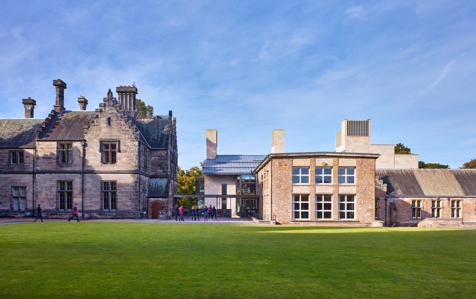Spens Building, Fettes College