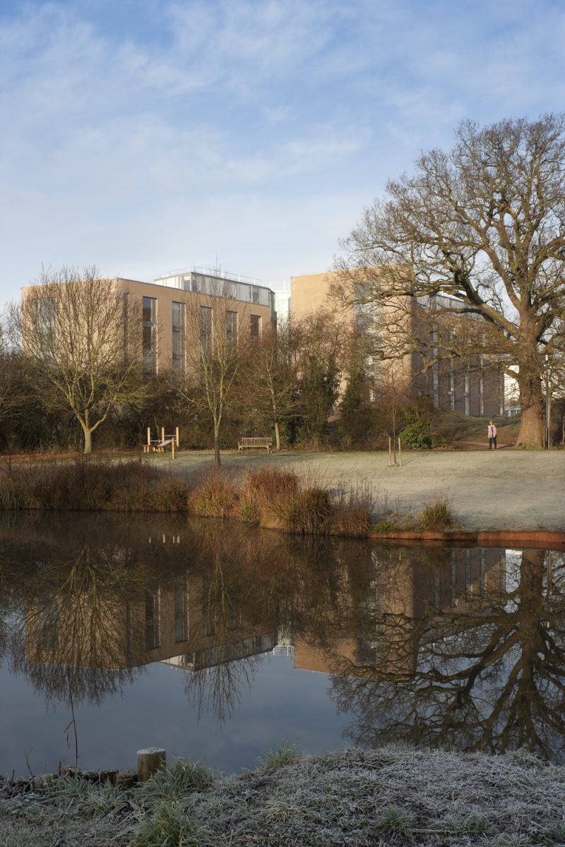 Bluebell View Student Residences, University of Warwick