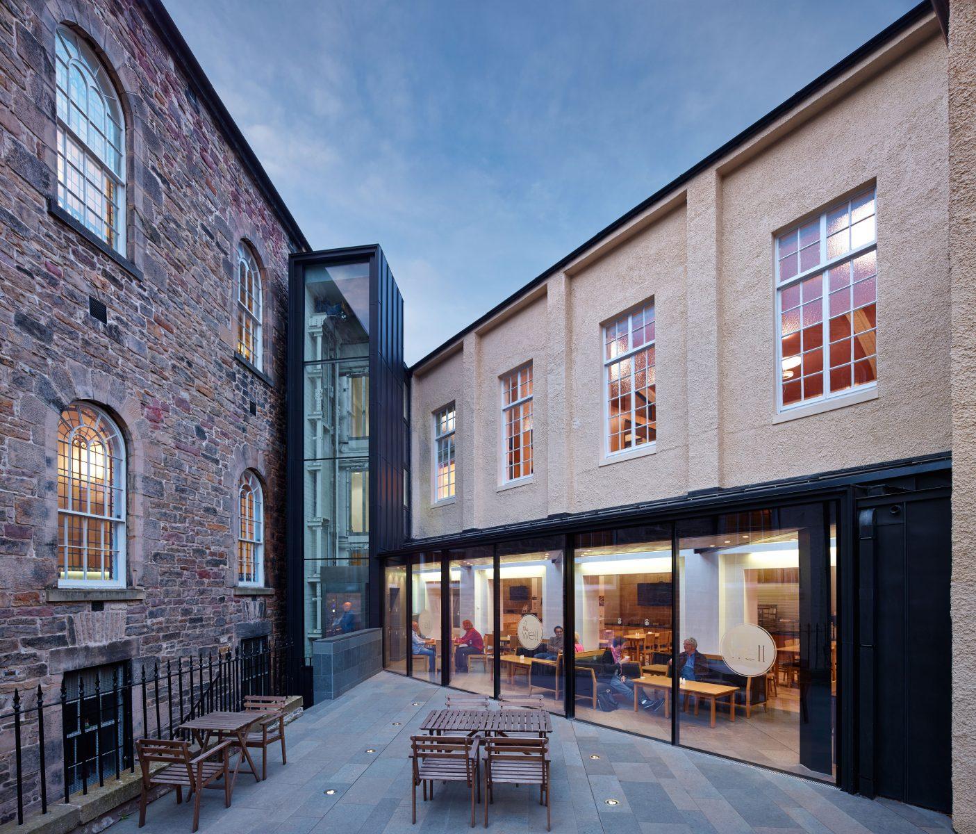 City of Edinburgh Methodist Church