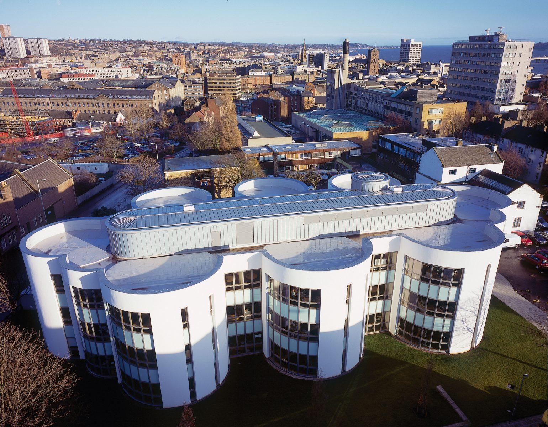 Queen Mother Building, University of Dundee