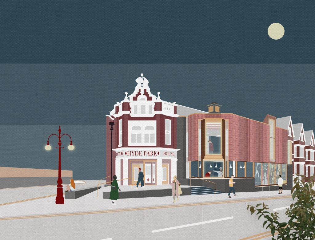 Hyde Park Picture House Planning Granted