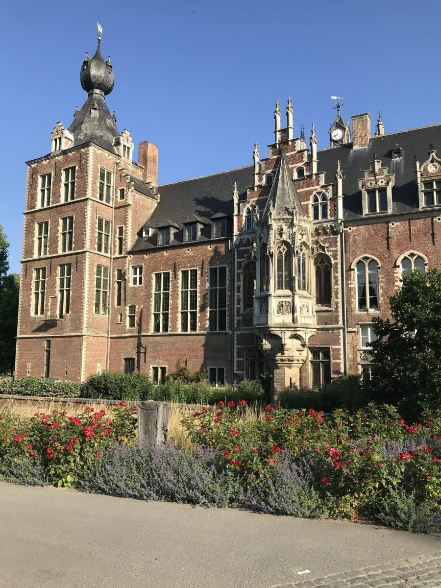 Belgium: forging links with conservation academia