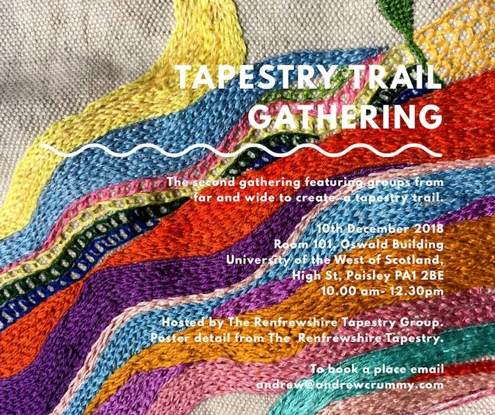 Tapestry Trail Gathering