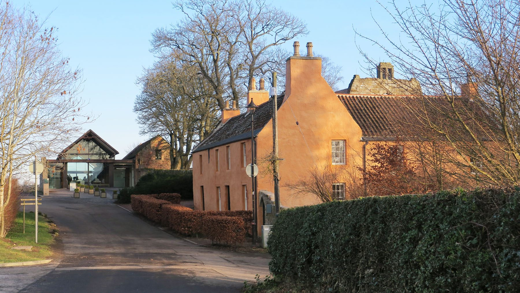 Collegehill House