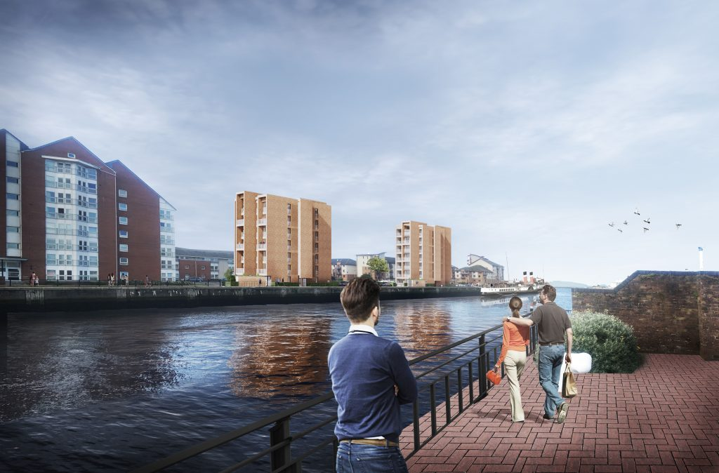 Ayr Harbour – Planning Consent