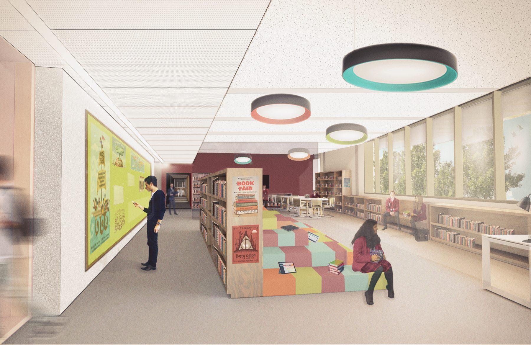 Library Visual
