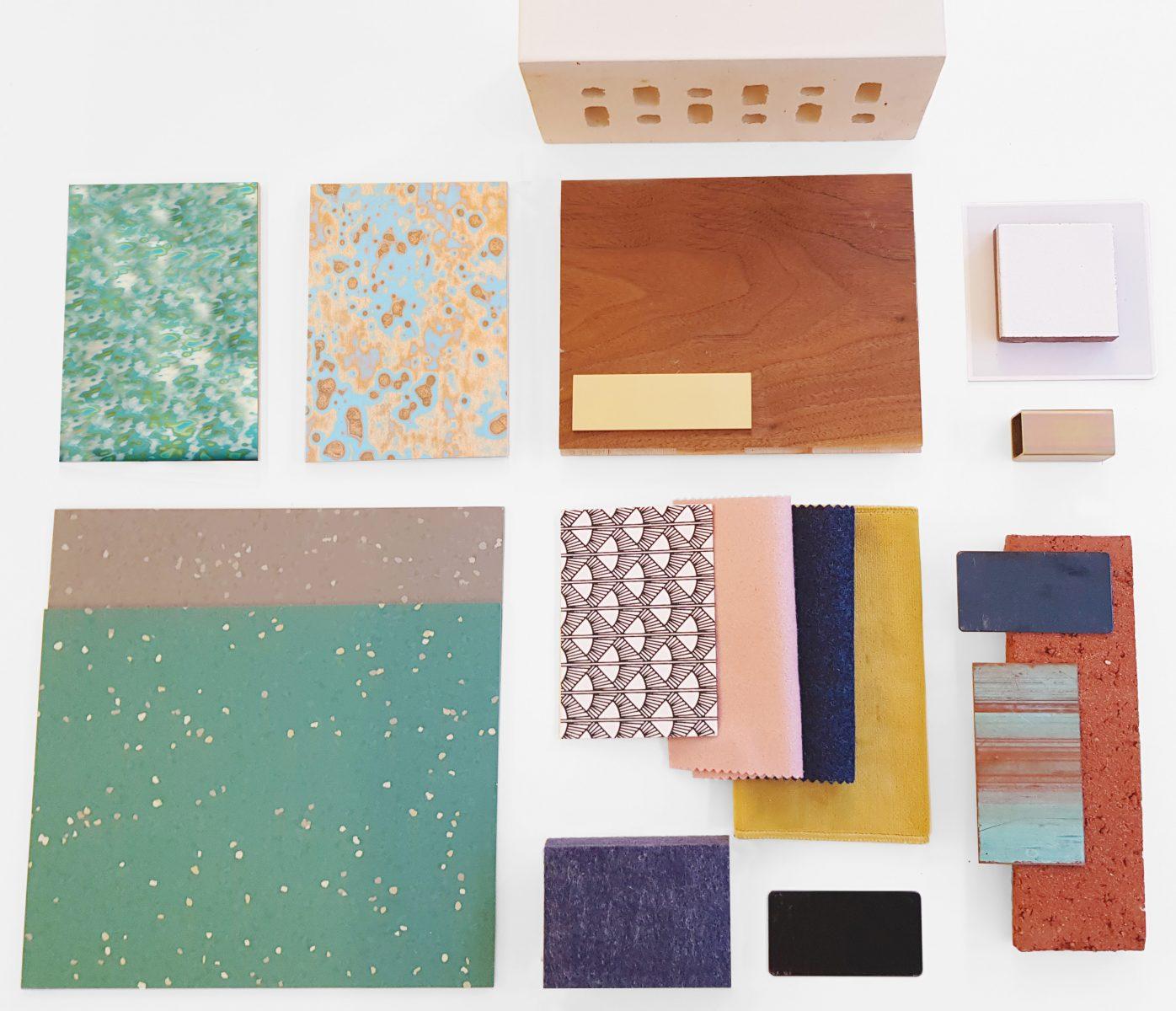 Proposed materials