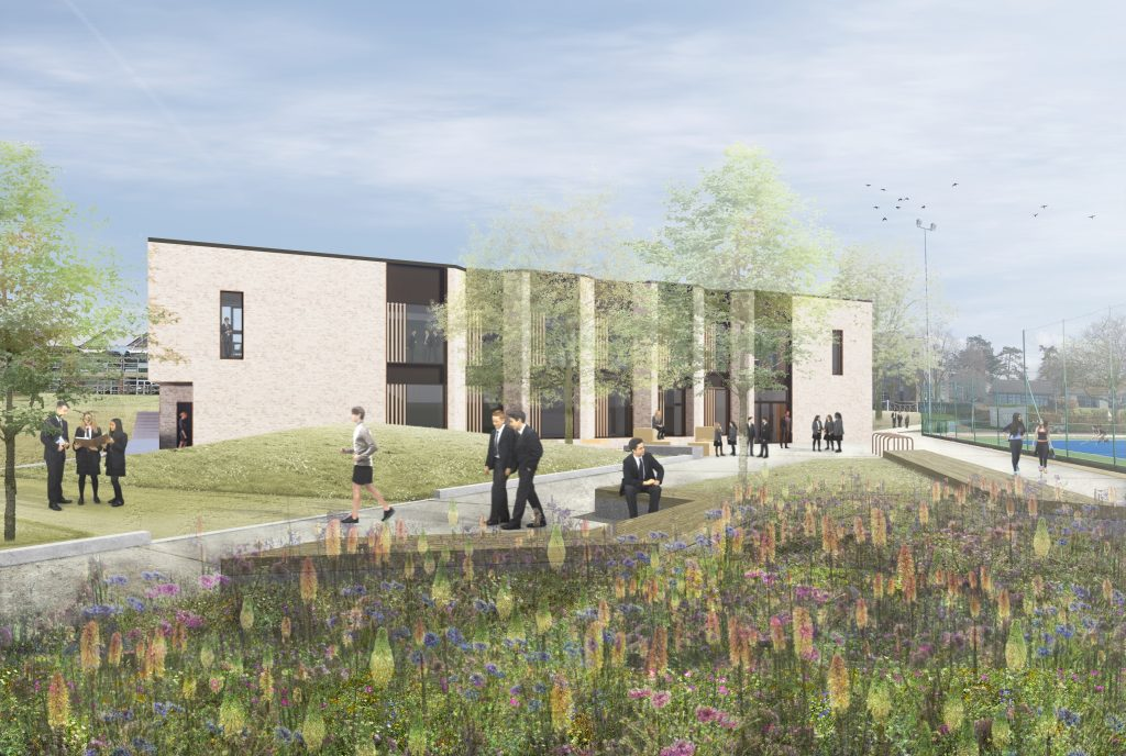 Planning Permission for Millfield Library and Day Houses
