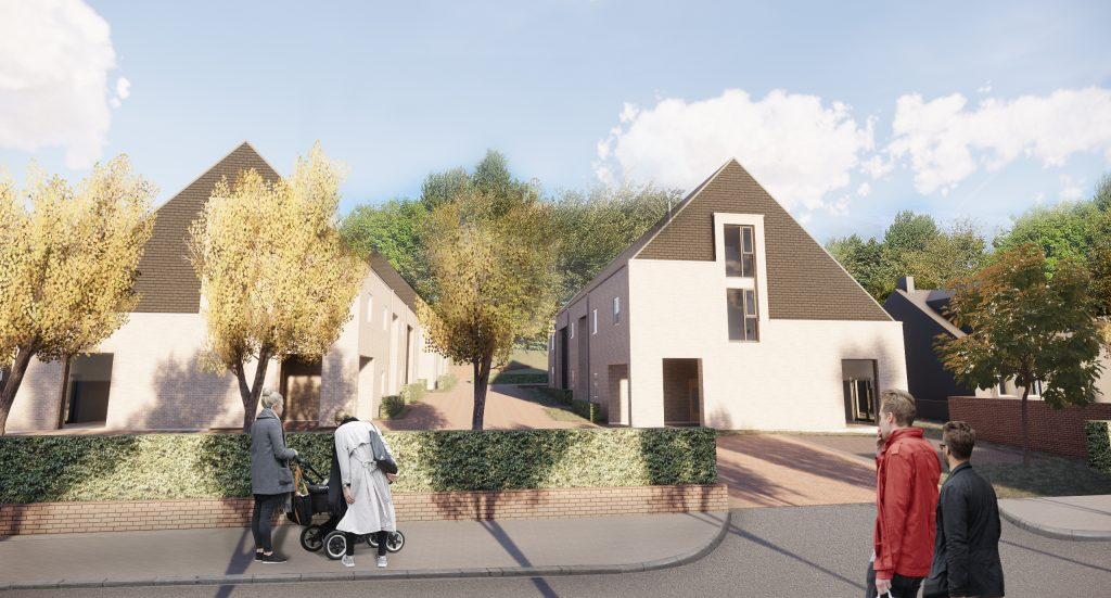 Kilsyth Road – Planning Consent