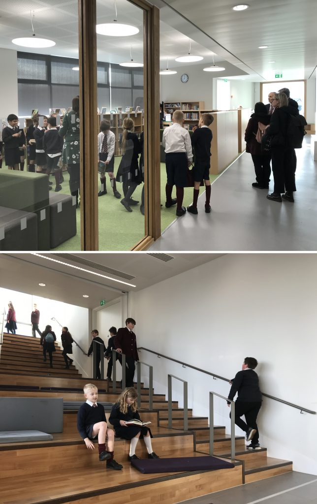George Watson's College, John Martin Building Official Opening