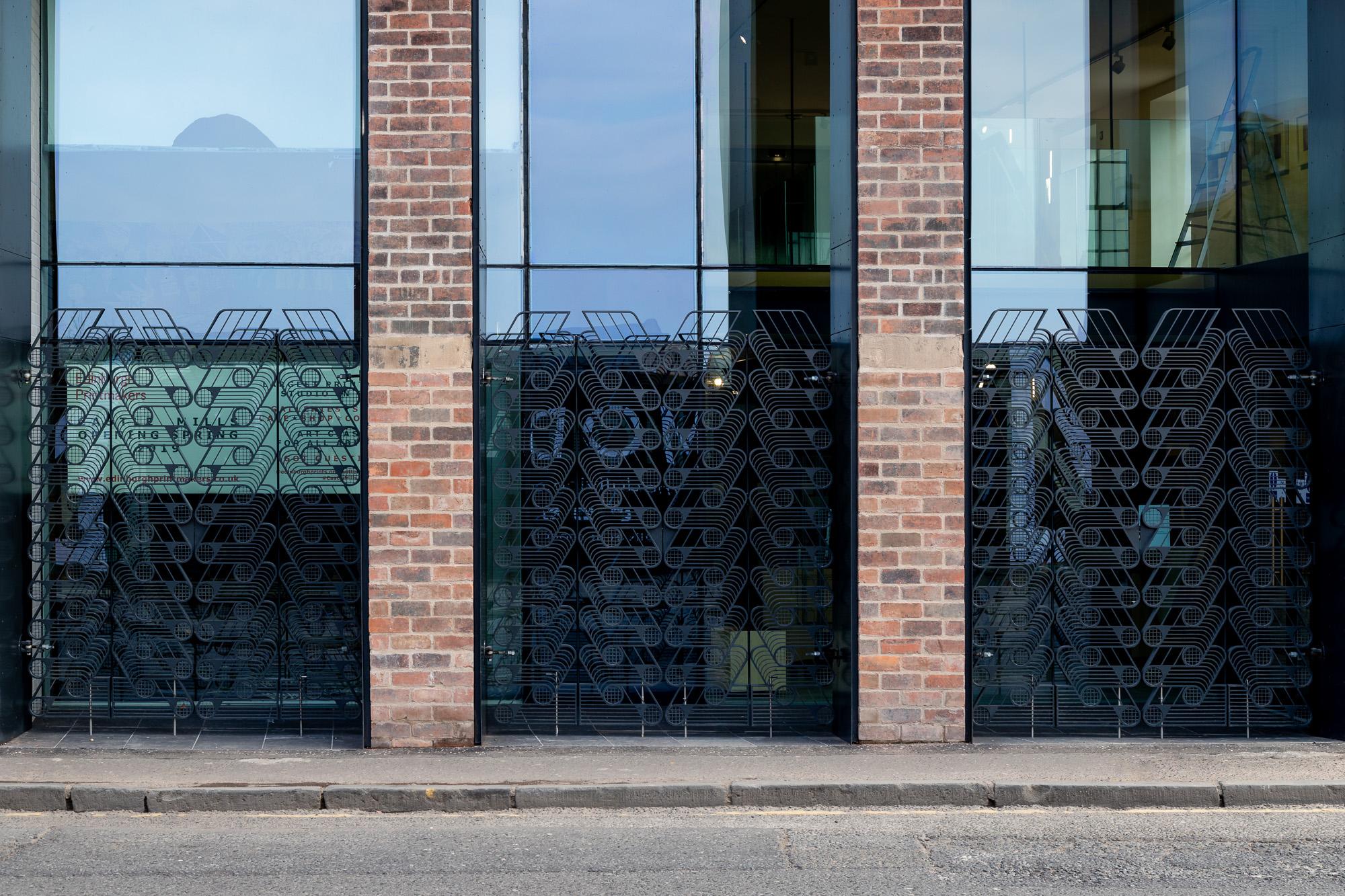 Edinburgh Printmaker Gates