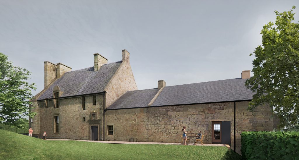 Rosslyn Castle – Planning Submitted